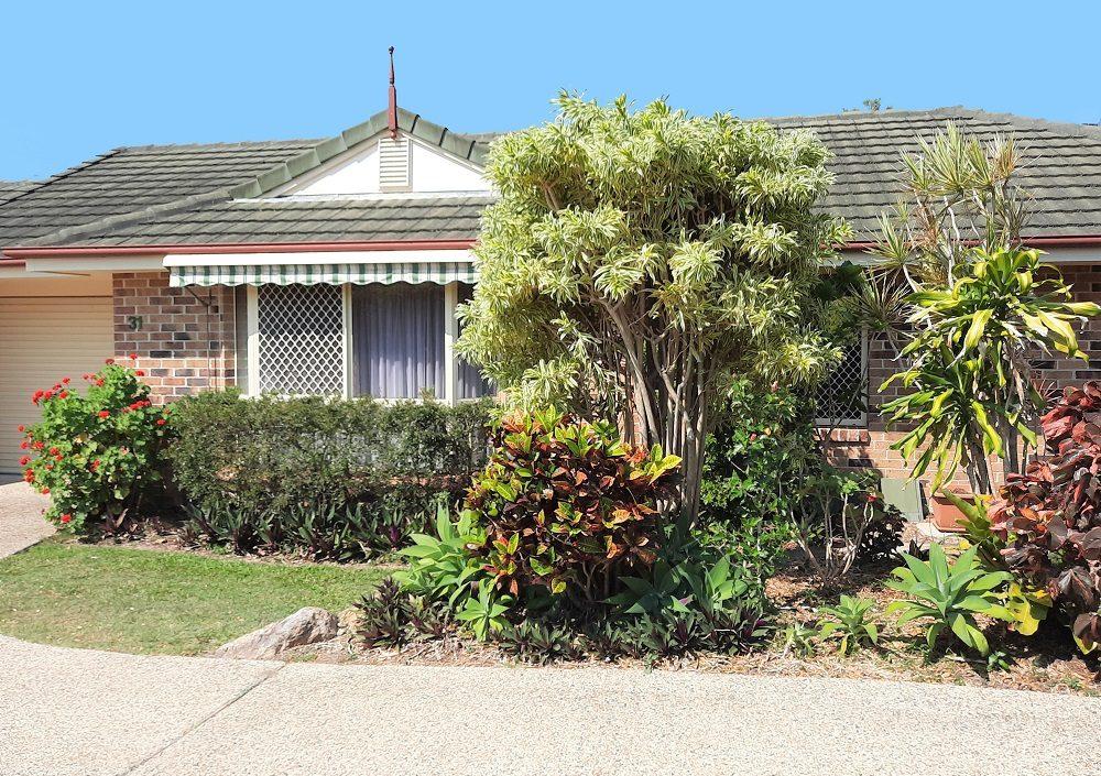 Unit No. 31 Sunny Ridge Gardens Type B Left